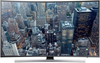 "Телевизор-LCD Samsung 48"" UE48JU7500UXRU черный/Ultra HD/1000Hz/DVB-T2/DVB-C/DVB-S2/3D/USB/WiFi/Smart (RUS)"