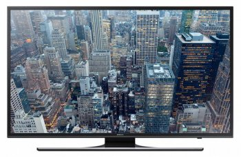 "Телевизор-LCD Samsung 48"" UE48JU6450UXRU черный/Ultra HD/200Hz/DVB-T2/DVB-C/DVB-S2/USB/WiFi/Smart (RUS)"