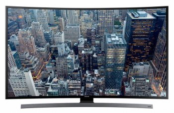"Телевизор-LCD 55"" Samsung UE55JU6690UXRU черный/Ultra HD/200Hz/DVB-T2/DVB-C/DVB-S2/USB/WiFi/Smart (RUS)"