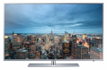 "Телевизор-LCD 55"" Samsung UE55JU6530UXRU серебристый/Ultra HD/200Hz/DVB-T2/DVB-C/DVB-S2/USB/WiFi/Smart (RUS)"