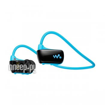 Плеер MP3 Sony NWZ-WS615L Walkman - 16Gb Blue