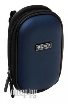 Чехол Dicom H1002 Dark Blue