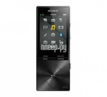 Плеер MP3 Sony NWZ-A17 Walkman - 64Gb Black