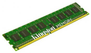 Оперативная память DDR3 4Gb 1600MHz Kingston KVR16N11S8H/4BK RTL PC3-12800 CL11 DIMM 240-pin 1.5В
