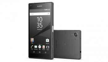 "Смартфон Sony Xperia Z5 E6653 32Gb темно-серый моноблок 3G 4G 5.2"" 1080x1920 Android 5.1 23Mpix WiFi BT GPS GSM900/1800 GSM1900 TouchSc Ptotect MP3 FM"