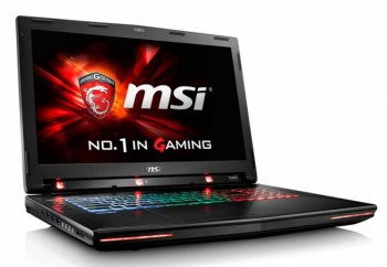 "Ноутбук MSI GT72 6QE Core i7 6700HQ/16Gb/1Tb/DVD-RW/nVidia GeForce GTX 980M 4Gb/17.3""/FHD (1920x1080)/Windows 10/black/WiFi/BT/Cam"