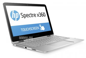 Ноутбук hp Spectre x360 13-4105ur X5B59EA (Intel Core i7-6500U 2.5 GHz/8192Mb/512Gb SSD/No ODD/Intel HD Graphics/Wi-Fi/Cam/13.3/2560x1440/Touchscreen/