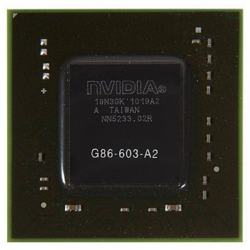 Видеочип G86-603-A2 nVidia GeForce 8400M GT, новый