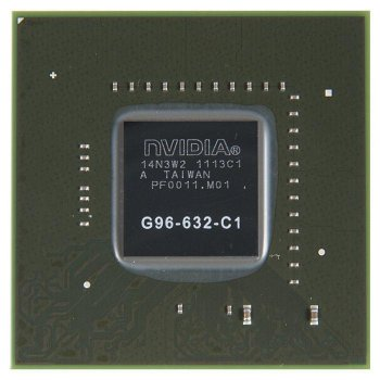 Видеочип G96-632-C1 nVidia GeForce 9600M GT, новый