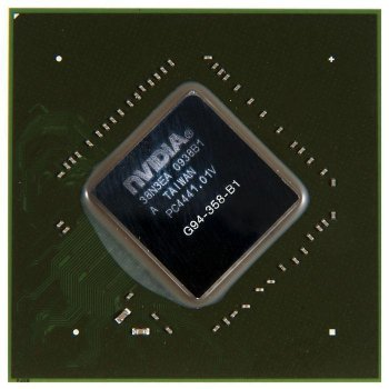 Видеочип G94-358-B1 nVidia GeForce 9600 GT, новый