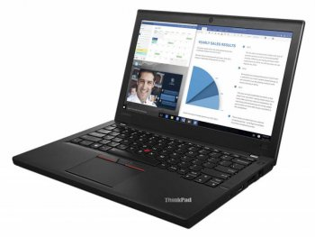 "Ноутбук Lenovo ThinkPad X260 Core i7 6500U/8Gb/SSD512Gb/Intel HD Graphics/12.5""/IPS/FHD (1920x1080)/Windows 7 Professional 64 +W10Pro/black/WiFi/BT"