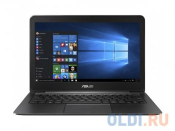 "Ноутбук Asus UX305Ca m7-6Y75 (1.2)/8G/512G SSD/13.3""QHD+ AG/Int:Intel HD 515/BT/WiDi/Win10 Black, Metal + чехол"