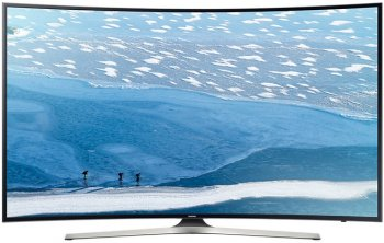 "Телевизор-LCD 55"" Samsung UE55KU6300UXRU черный/Ultra HD/200Hz/DVB-T2/DVB-C/DVB-S2/USB/WiFi/Smart (RUS)"