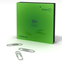 Картридер Digitex DataShuttle DS08 Agua Green 69-в-1 USB 2.0. (UCR2-DS08-GR-BL)