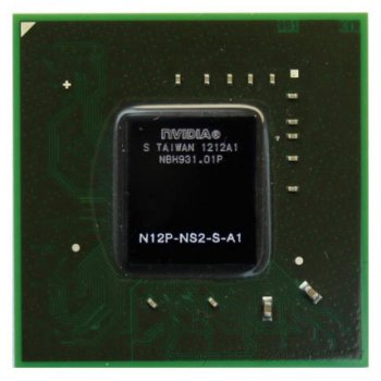 Видеочип N12P-NS2-S-A1 nVidia GeForce GT540M, новый