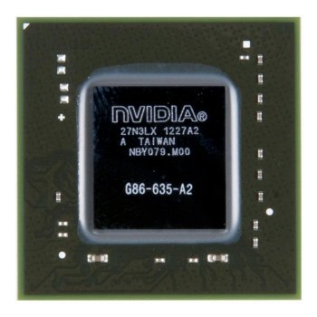Видеочип G86-635-A2 nVidia GeForce 9300M G, новый