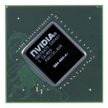 Видеочип G94-650-A1 nVidia GeForce 9600M GS, новый