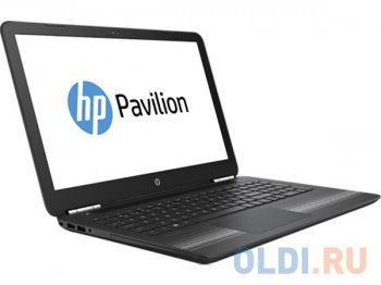 "Ноутбук hp Pavilion 15-au021ur <X5B76EA> i5-6200U (2.3)/8Gb/500Gb/15.6""FHD IPS/NV 940M 2Gb/DVD-SM/BT/DOS (Black)"