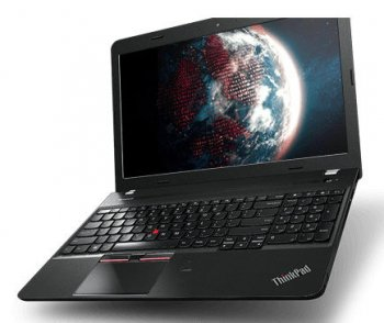 "Ноутбук Lenovo ThinkPad Edge E550 Core i3 5005U/4Gb/500Gb/DVD-RW/Intel HD Graphics 5500/15.6""/HD (1366x768)/Windows 7 Professional 64/black/WiFi/BT/Ca"