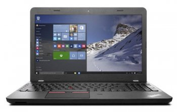 "Ноутбук Lenovo ThinkPad Edge 560 Core i5 6200U/4Gb/500Gb/SSD8Gb/DVD-RW/Intel HD Graphics 520/15.6""/HD (1366x768)/Windows 7 Professional 64 +W10Pro/bla"