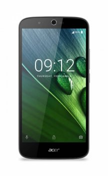 "Смартфон Acer Liquid Zest Plus Z628 16Gb темно-синий моноблок 3G 4G 2Sim 5.5"" 720x1280 Android 6.0 13Mpix WiFi BT GPS GSM900/1800 GSM1900 TouchSc MP3"