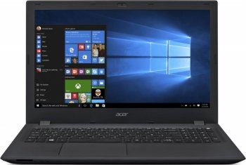 "Ноутбук Acer TravelMate TMP258-M-50UE Core i5 6200U/8Gb/1Gb/UMA/15.6""/HD/Windows 10 Home/black"