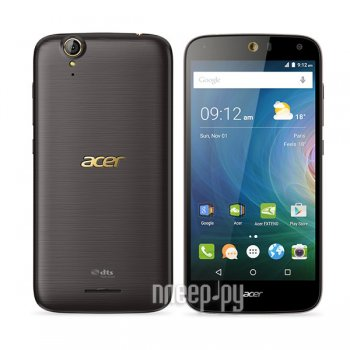 Смартфон Acer Liquid Z630S Black-Gold