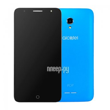Смартфон Alcatel OneTouch 5056D Pop 4 UV Blue