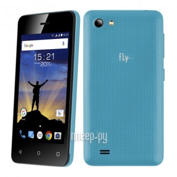 Смартфон Fly FS405 Stratus 4 Blue