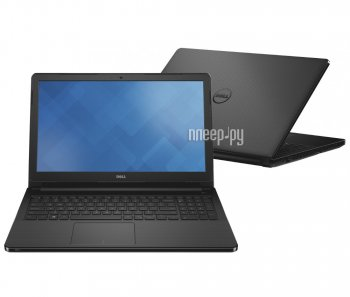 Ноутбук Dell Vostro 3558 3558-1993 (Intel Core i3-5005U 2.0 GHz/4096Mb/500Gb/DVD-RW/Intel HD Graphics/Wi-Fi/Cam/15.6/1366x768/Linux) 360395