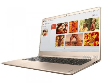 Ноутбук Lenovo IdeaPad 710S-13ISK 80SW0067RK Gold (Intel Core i7-6560U 2.2 GHz/16384Mb/512Gb/No ODD/Intel Iris Graphics 540/Wi-Fi/Bluetooth/Cam/13.3/1