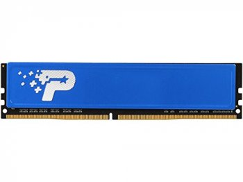Оперативная память DDR4 8Gb 2400MHz Patriot PSD48G24002H RTL PC4-19200 CL16 DIMM 288-pin 1.2В