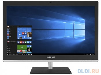 "Моноблок Asus V200IBUK (V200IBUK-BC004M) Pentium N3700 (1.6ГГц))/4G/500G/19,5""FHD/Int:Intel HD/Wi-Fi+BT/Cam/wlKB+M/DOS Black"
