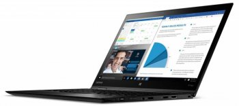 "Ноутбук Lenovo ThinkPad X1 Yoga Core i5 6200U/8Gb/SSD256Gb/Intel HD Graphics 520/14""/IPS/Touch/FHD/Windows 10 Single Language 64/black/WiFi"