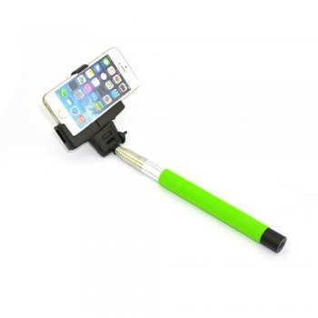 Монопод для селфи MONOPOD Z07-5 Bluetooth Green