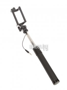 Монопод для селфи MONOPOD BlackEdition Cable Black