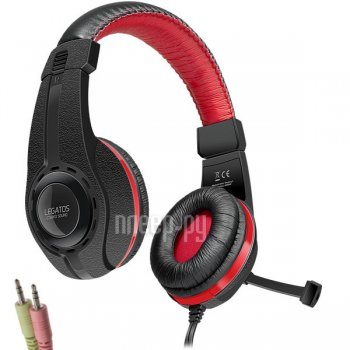 Наушники с микрофоном Speed-Link SL-860000 LEGATOS Stereo Gaming Headset