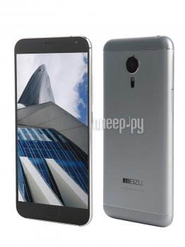 Смартфон Meizu MX5 16Gb Silver-Black