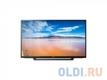 "Телевизор-LCD 40"" Sony KDL40RD353BR BRAVIA черный/FULL HD/100Hz/DVB-T/DVB-T2/DVB-C/USB"