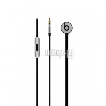 Наушники Beats by Dr.Dre urBeats B0547 MHAT2ZM/A Grey Black