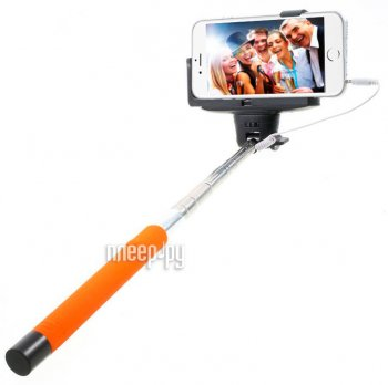 Монопод для селфи MONOPOD Z07-5S Orange