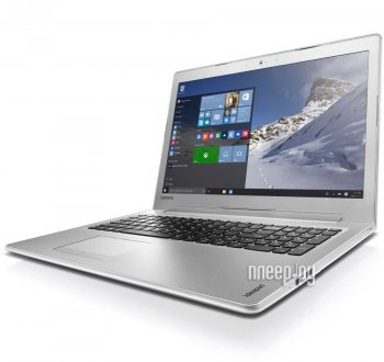 Ноутбук Lenovo IdeaPad 510-15ISK 80SR00B5RK (Intel Core i5-6200U 2.3 GHz/6144Mb/1000Gb + 8Gb SSD/DVD-RW/nVidia GeForce 940MX 2048Mb/Wi-Fi/Bluetooth/Ca