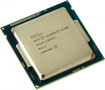 Процессор Intel Celeron G1840 Soc-1150 (2.8GHz/Intel HD Graphics) Box