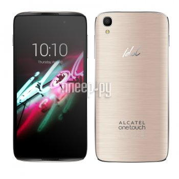 Смартфон Alcatel OneTouch 6039Y Idol 3 (4.7) Soft Gold