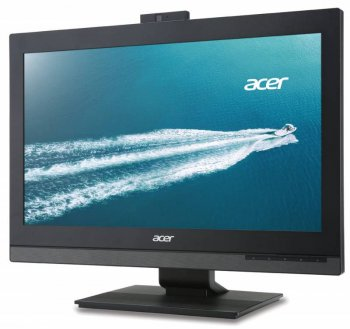 "Моноблок Acer Veriton Z4820G 23.8"" Full HD i3 6100 (3)/4Gb/500Gb 7.2k/HDG530/DVDRW/CR/Windows 10 Professional 64 dwnW7Pro64/GbitEth/90W/клавиатура/мыш"