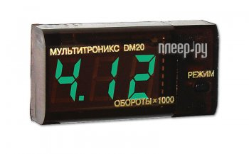 Тахометр Multitronics DM-20