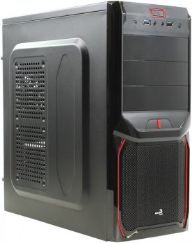 Системный блок (ATX/Intel Core i3-6100 3.7Ghz/RAM 8GB/HDD 1TB/DVD-RW/Win 10) (354287)