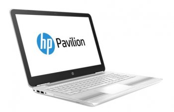 "Ноутбук hp Pavilion 15-au005ur Pentium 4405U/4Gb/500Gb/DVD-RW/Intel HD Graphics/15.6""/HD (1366x768)/Windows 10/white/WiFi/BT/Cam"