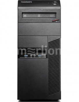 Системный блок Lenovo ThinkCentre M93P MT i5 4570/4Gb/500Gb 7.2k/DVDRW/Windows 8 Professional 64 dwnW7Pro64Eng/клавиатура/мышь