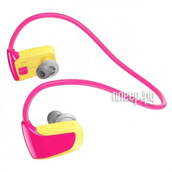 Плеер MP3 Perfeo Neptun VI-M015-8GB Pink